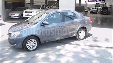 Foto venta Auto Usado Toyota Etios Sedan XLS (2015) color Gris Metalico precio $294.900