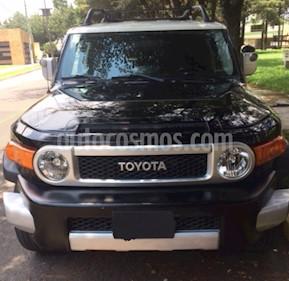 Foto venta Auto usado Toyota FJ Cruiser Premium (2008) color Negro precio $214,000