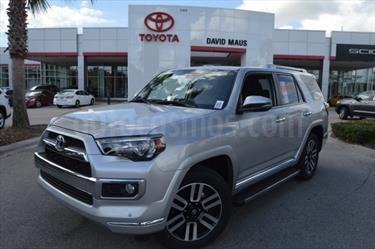 Foto venta carro usado Toyota Fortuner 4x4 (2016) color Plata precio BoF289.531.912