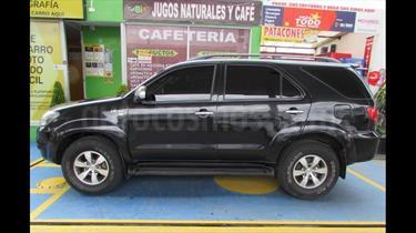 Foto venta Carro usado Toyota Fortuner Plus 4.0L V6  (2008) color Negro precio $56.000.000