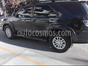 Foto Toyota Fortuner TD 3.0L 4x4 usado (2013) color Negro precio u$s25,000