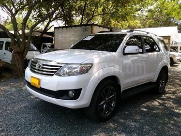 Foto venta Carro usado Toyota Fortuner Urbana 2.7L 4x2 Aut (2014) color Blanco precio $89.000.000