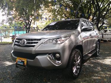 Foto venta Carro Usado Toyota Fortuner Urbana 2.7L 4x4 Aut  (2017) color Plata Metalico precio $130.000.000