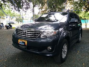 Foto venta Carro usado Toyota Fortuner Urbana 2.7L 4x4  (2013) color Gris precio $82.000.000