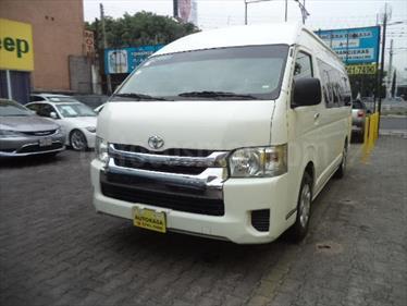 foto Toyota Hiace 2.7L Bus 15 Pas