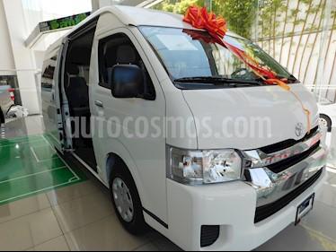 Foto venta Auto nuevo Toyota Hiace 2.7L Bus 15 Pas color Blanco precio $413,000