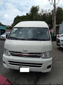 Foto venta Auto usado Toyota Hiace 2.7L Bus 15 Pas (2011) color Blanco precio $229,600