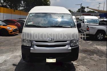 Foto venta Auto Seminuevo Toyota Hiace 2.7L Ventanas Superlarga (2017) color Blanco precio $343,001