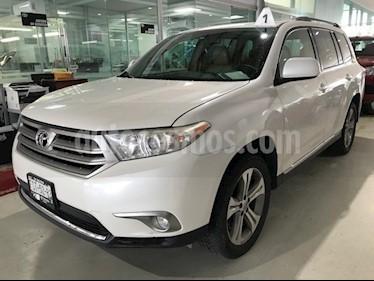 Foto venta Auto Seminuevo Toyota Highlander Base Premium (2011) color Blanco precio $235,000