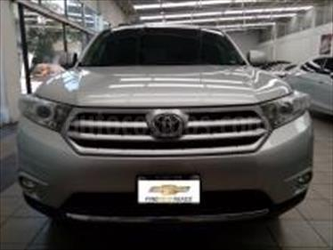 foto Toyota Highlander Base