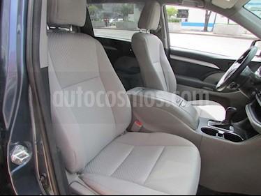 Foto venta Auto Seminuevo Toyota Highlander LE (2014) color Azul precio $335,000