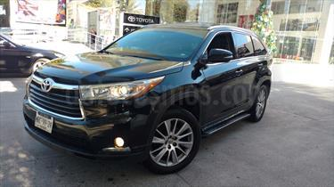 foto Toyota Highlander Limited Panoramic Roof