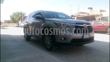 Foto venta Auto usado Toyota Highlander Limited Panoramic Roof (2014) color Plata precio $345,000