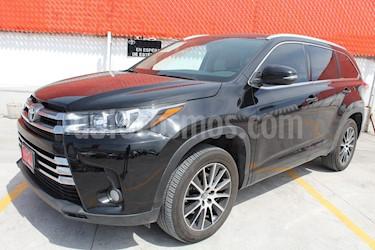 Foto venta Auto Seminuevo Toyota Highlander Limited Panoramic Roof (2017) color Negro precio $590,000