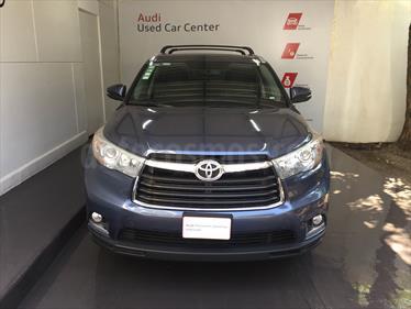 foto Toyota Highlander Limited