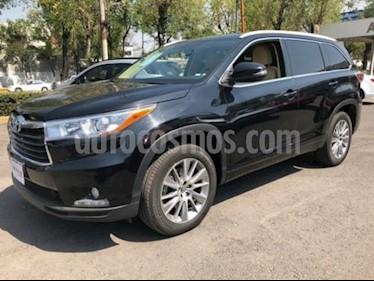 Foto venta Auto Seminuevo Toyota Highlander Limited (2016) color Negro precio $510,000