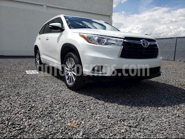 Foto venta Auto Seminuevo Toyota Highlander Limited (2015) color Blanco Perla precio $440,000