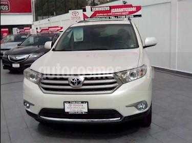Foto venta Auto Seminuevo Toyota Highlander Limited (2013) color Blanco precio $273,000