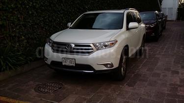 Foto venta Auto Seminuevo Toyota Highlander Premium (2012) color Blanco Perla precio $220,000