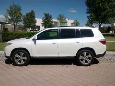 Foto venta Auto Seminuevo Toyota Highlander Premium (2012) color Blanco Perla precio $220,400