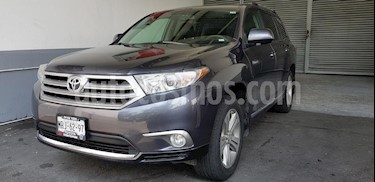 Foto venta Auto Seminuevo Toyota Highlander Premium (2013) color Gris precio $320,000