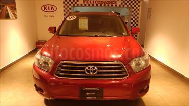 foto Toyota Highlander Sport Premium