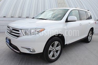 Foto venta Auto Seminuevo Toyota Highlander Sport Premium (2012) color Blanco precio $285,000