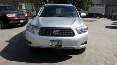 foto Toyota Highlander Sport