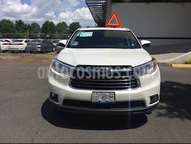 foto Toyota Highlander XLE