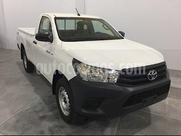Foto venta Auto Usado Toyota Hilux - (2018) color Blanco precio $985.000