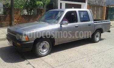 Foto venta Auto Usado Toyota Hilux 2.4 4x2 DC (1995) color Gris precio $148.000