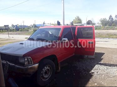Foto venta Auto Usado Toyota Hilux 2.4 4x2 DX CD  (1997) color Rojo precio $1.000.000