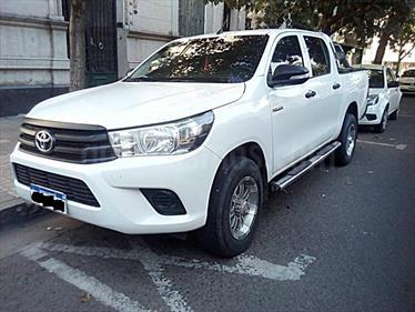 Foto venta Auto usado Toyota Hilux 2.4 4x2 DX TDi DC (2016) color Blanco precio $595.000