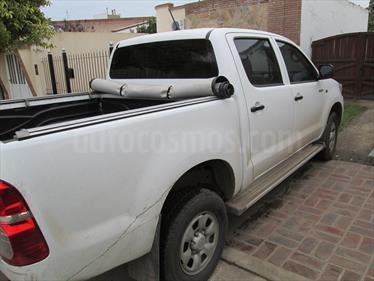 Foto venta Auto usado Toyota Hilux 2.4 4x2 DX TDi DC (2015) color Blanco precio $470.000
