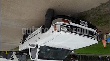 Foto venta Auto usado Toyota Hilux 2.4 4x2 SC (1993) color Blanco precio $165.000