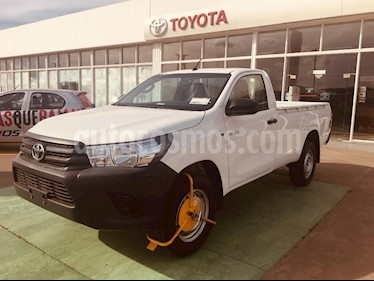 Foto venta Auto Usado Toyota Hilux 2.4 4x2 TDi DC (2018) color Blanco precio $795.000