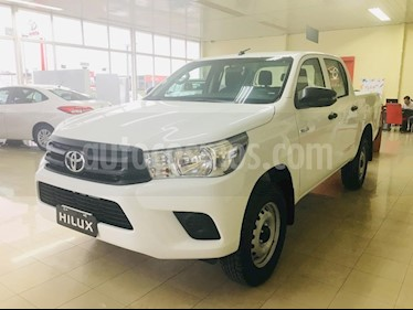 Foto venta Auto Usado Toyota Hilux 2.4 4x2 TDi DC (2018) color Blanco precio $898.000