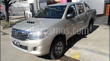 Foto venta Auto Usado Toyota Hilux 2.4 4x4 DX TDi DC  (2015) color Dorado precio $620.000