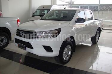 Foto venta Auto usado Toyota Hilux 2.4 4x4 DX TDi SC (2018) color Blanco precio $400.000