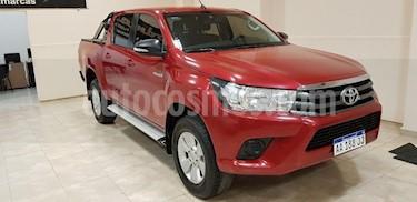 Foto venta Auto Usado Toyota Hilux 2.4 4x4 DX TDi SC (2016) color Rojo precio $760.000