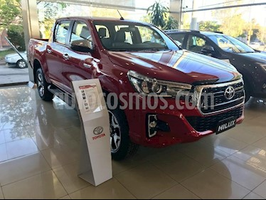Foto venta Auto usado Toyota Hilux 2.4 4x4 DX TDi SC (2019) color Rojo precio $1.656.200