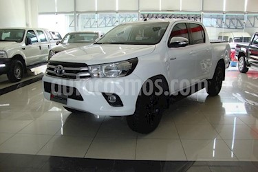 Foto venta Auto usado Toyota Hilux 2.4 4x4 DX TDi SC (2016) color Blanco precio $500.000