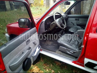 Foto venta Auto usado Toyota Hilux 2.4L Tdi 4x2 CD (1994) color Rojo precio u$s2,000