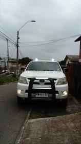 Foto venta Auto usado Toyota Hilux 2.5 4X2 Cabina Doble DX (2007) color Blanco precio $6.300.000