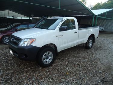 Foto venta Auto Usado Toyota Hilux 2.5 4x2 DX Pack SC  (2007) color Blanco precio $300.000