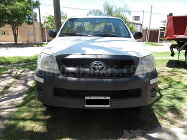 Foto venta Auto usado Toyota Hilux 2.5 4x2 DX SC (2011) color Blanco precio $380.000
