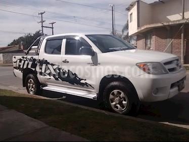 Foto venta Auto Usado Toyota Hilux 2.5 4x2 DX SC (2006) color Blanco precio $335.000