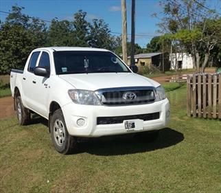 foto Toyota Hilux 2.5 4x2 DX TDi Pack DC