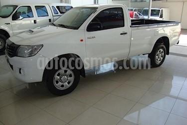 Foto venta Auto Usado Toyota Hilux 2.5 4x4 DX SC (2014) color Blanco precio $450.000