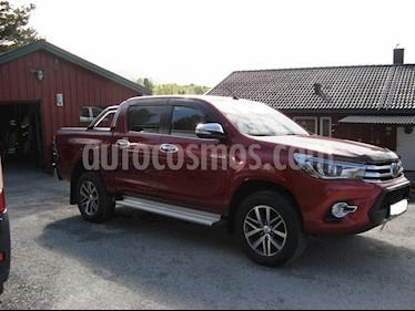 Toyota Hilux 2.5L Diesel 4x4 usado (2015) color Rojo precio u$s14.500